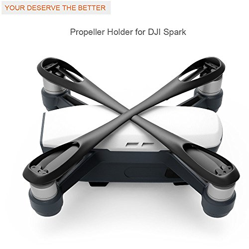 H-shopping Propeller Holder for Spark, Props Stabilizer Mount Fix for DJI Spark Drone Drone Accessories
