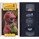 Barney and Friends - Playing It Safe (VHS)