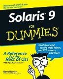 Solaris 9 for Dummies, David A. Taylor, 0764539698
