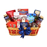 Ice Cream Sundae Toppings Gift Basket