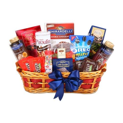 Ice Cream Sundae Toppings Gift Basket
