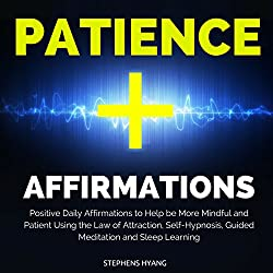 Patience Affirmations
