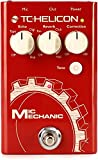 """TC Helicon""""TC Helicon VoiceTone Mic Mechanic 2 Reverb, Delay, Pitch Correction Pedal"""""""