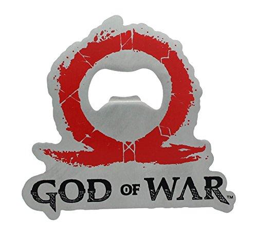 God of War (2018) Logo Metal Bottle Opener ()