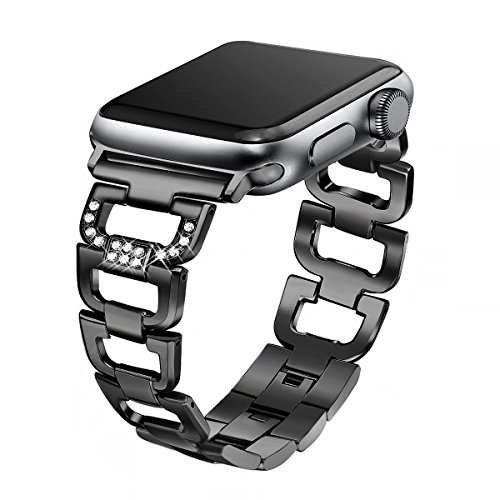 Aokon Bling Stainless Replacement Wristband product image