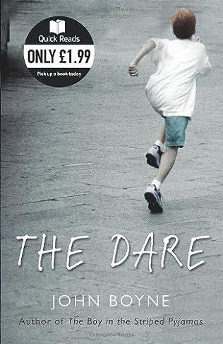 book cover of The Dare