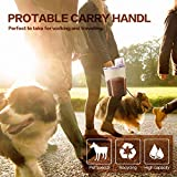 TIOVERY Pet Food Storage Container, Small Dog