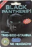Black Panther #1 Men's Enhancement Pill (6)