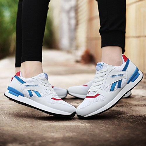 Pisos Planos Deportivos Cesta Mujer Zapatillas Mujer Zapatos De Zapatos Zapatos White Unisex Deportivas Zapatos amp;G NGRDX Calzado Casual nvzR11