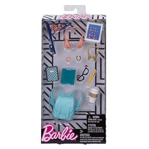 Review Barbie Fashion School Spirit