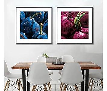 HYu0026GG Moderne, Einfache Dekorative Malerei Abstrakte Kreative Sofa Küche  Restaurant Hintergrund Wall Bilder Für Wohnzimmer
