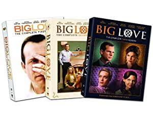 Big Love: Complete Seasons 1-3