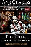 The Great Jackalope Stampede: Jackrabbit Junction Mystery Series #3 (Volume 3)
