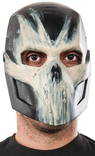 Rubie's Adult Captain America: Civil War Crossbones Half Mask