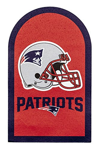 Applied Icon NFL New England Patriots Mailbox Door Logo Decal