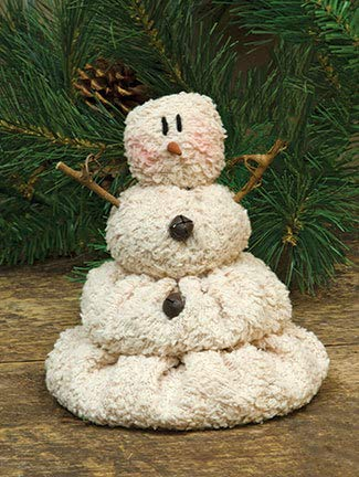 Country Crafts Melting Snowman GCS33483