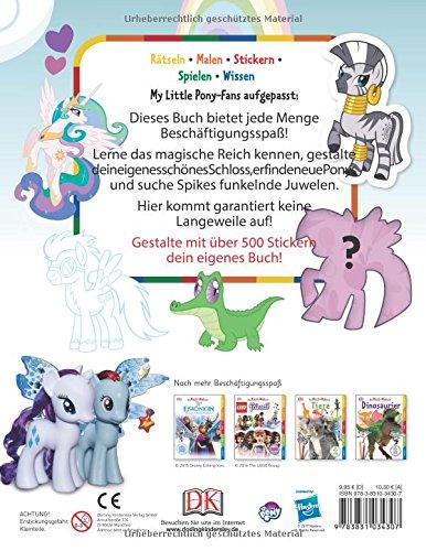 Ziemlich Mein Kleines Pony Malbuch Spiele Zeitgenössisch - Framing ...