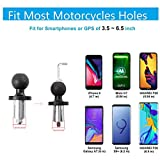 Motorcycle Phone Holder, Navigation Bracket