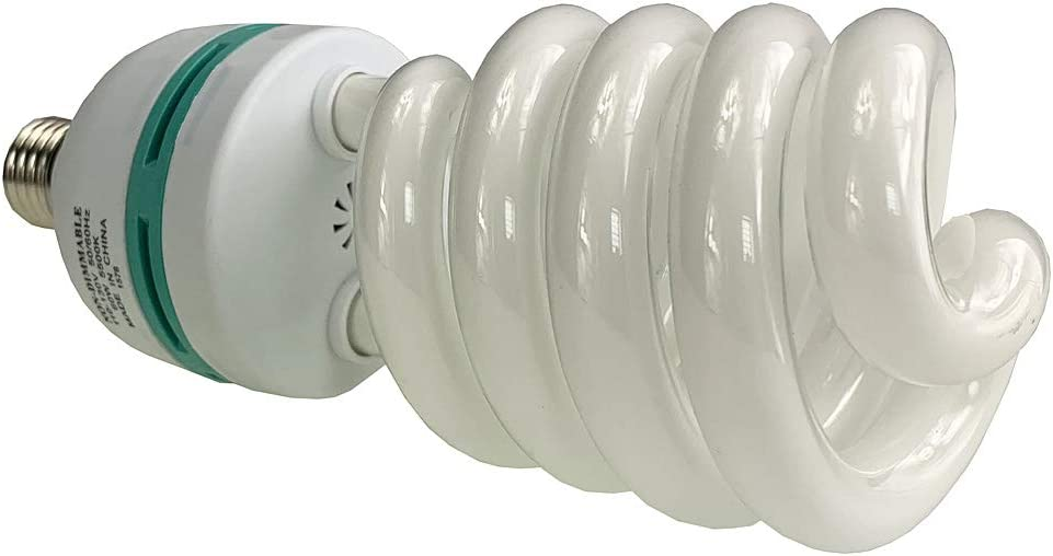 Hydroponics Grow Lighting CFL Compact Fluorescent Lamp