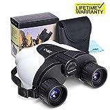 Best Binoculars For Kids - Kids Binoculars,Cobiz 10x25 Outdoor Binoculars for Kids, Folding Review