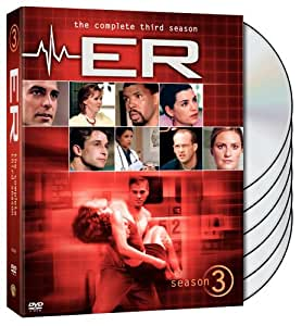 ER: The Complete Third Season