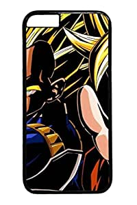 PC Black Color Hard Case For iPhone 6 Plus All-Round Protection Case Latest style Case Suit 5.5 Inch Phone Very Nice And Ultra-thin Case Easy To Use Dragon Ball Z 111