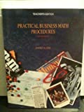 Practical Business Math Procedures 9780256117912