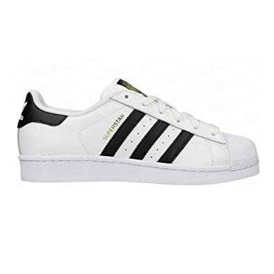 Adidas Originals Superstar J Sneakers Scarpe Donna Sport
