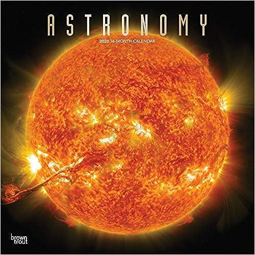Télécharger Astronomy 2020 Calendar: Foil Stamped Cover collection livres EPUB