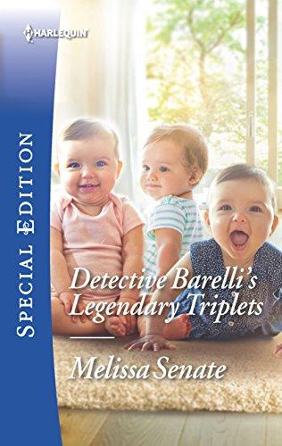 Detective Barelli's Legendary Triplets (The Wyoming Multiples)