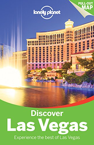 Lonely Planet Discover Las Vegas (Travel - Planet Hollywood Las Stores Vegas