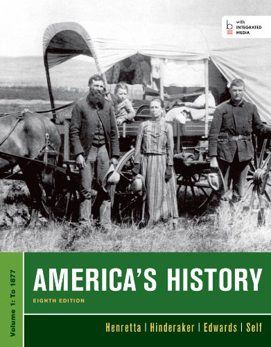 volume one and built america American social history project, who built america working people and the nation's economy, politics, culture, and society volume one: from conquest and colonization through reconstruction and the great uprising of 1877 new york: pantheon books, 1989 xvii + 606 pp.