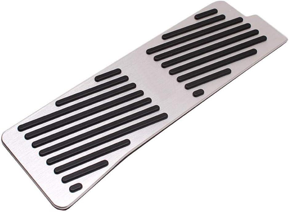 per BMW Serie 3 G20 G21 2020 XQXSTORE Accessori Auto Alluminio Acceleratore Freno Poggiapiedi Pedale Pad Styling Gas Refit Sticker Styling