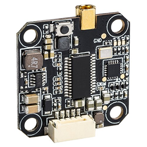 AKK FX4 5.8GHz 40CH 25/200/500mW Switchable VTX Support OSD FPV Transmitter with MMCX