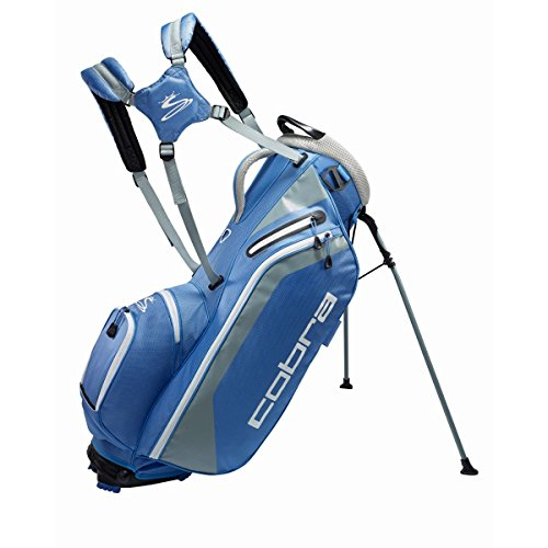 Cobra ULTRALIGHT STAND BAG (Blue White)