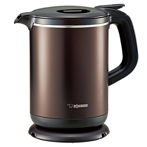 Zojirushi electric kettle (1.0L) Metallic Brown CK-AW10-TM (Electric Kettle Brown compare prices)