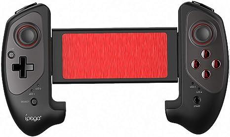 ipega PG-9083S BT Gamepad Inalámbrico Retráctil Control de Juego para Android Smartphone Tableta Win7 Win8 Win10 PC: Amazon.es: Electrónica