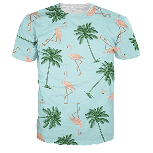 [T Shirt Printed Clothing Casual Unisex Funny Tee (XX-Large, Birds)] (Funny Make Your Own Costume Ideas)