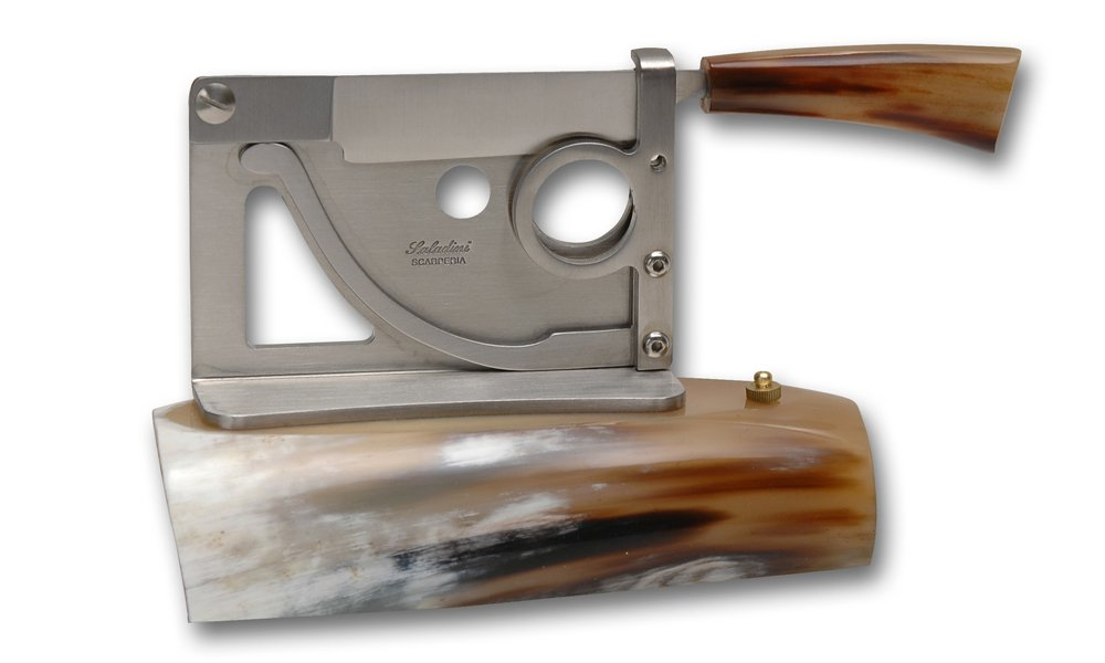 Saladini Knives: Cigar Cutter - Made in Italy