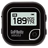 Golf Buddy GolfBuddy Voice 2 GPS New, Black