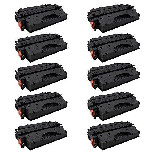 SuperInk 10 PK CRG120 Toner Cartridge Compatible For Canon 120 ImageClass Printer D1120 D1150 D1170 D1180 D1320
