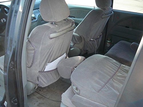 Captivating Amazon.com: Durafit Seat Covers HD6 X6 Honda Odyssey 3 Row Seat Cover Set.  Brown Automotive Twill.: Automotive