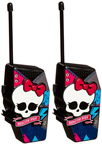 Monster High 78048 Monster High Molded Walkie Talkies