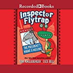Inspector Flytrap in the President's Mane Is Missing   Tom Angleberger