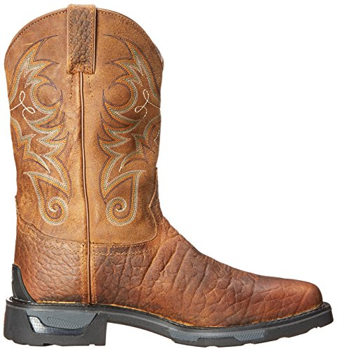 Tony Lama Mens Waterbuffel Western Boot Sierra