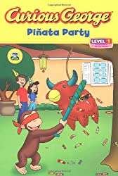 Curious George Pinata Party (Curious George: Level 1)