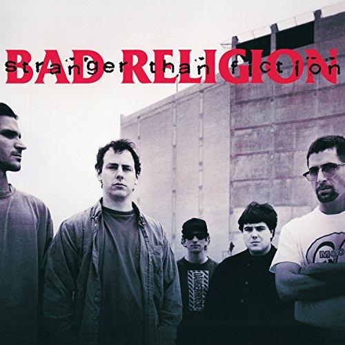 Vinilo : Bad Religion - Stranger Than Fiction (Gray, Remastered)