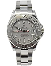Yacht-Master swiss-automatic mens Watch 168622 (Certified Pre-owned)