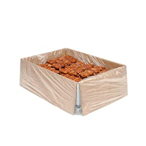 Advance Food Company Barbeque Glazed Super Rib Pork Patty, 3.5 Ounce -- 46 per case.