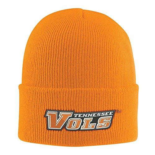 (NCAA Tennessee Volunteers Acrylic Watch Hat, Solar Orange, One)